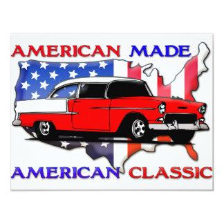 """American Classic 4.25"""" X 5.5"""" Invitation Card"""