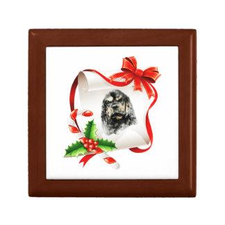 American Cocker Spaniel Gift Box