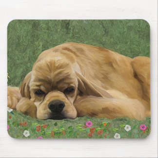 American Cocker Spaniel Mouse Pad