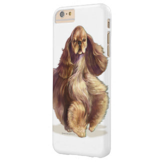 American Cocker Spaniel Phone Case  Buff Beauty
