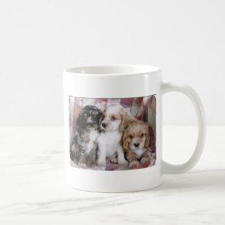 American Cocker Spaniel Puppies Coffee Mug
