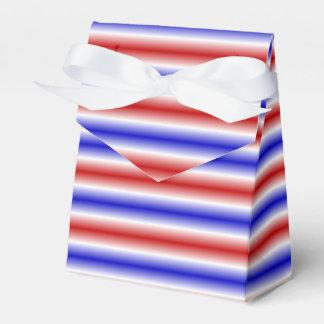 American Colored Favor Box