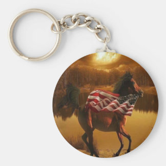 American Colt Keychain