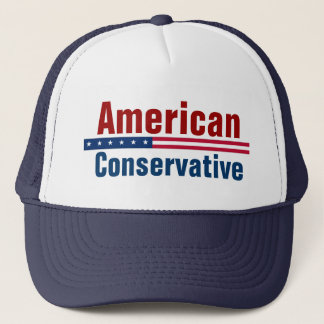American Conservative Trucker Hat