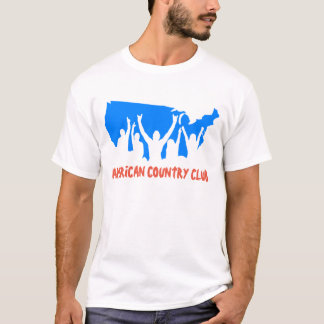 American Country Club T-Shirt