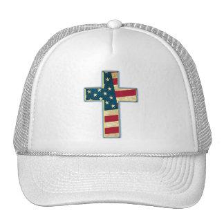 American Cross #2 Trucker Hat