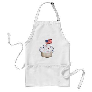 American Cupcake Standard Apron