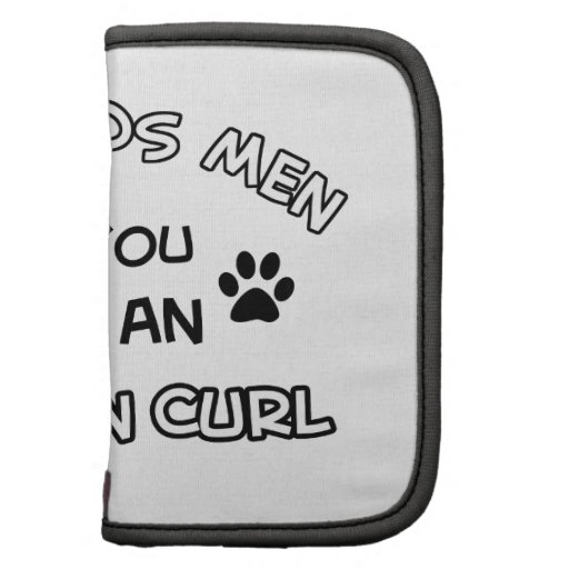 American Curl cat breed designs Organizer