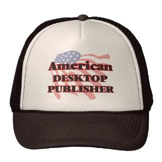 American Desktop Publisher Trucker Hat