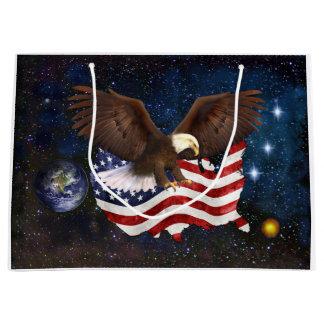 AMERICAN DESTINY LARGE GIFT BAG