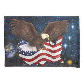 AMERICAN DESTINY PILLOWCASE