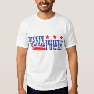 American Diesel Power T Shirt