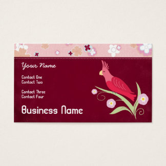 American Dogwood Business Card