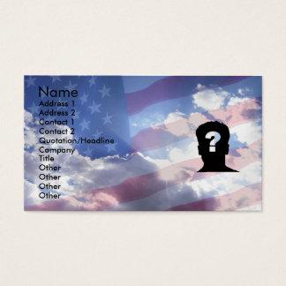 American Dream Business Card