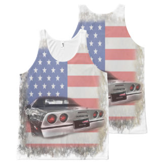 American Dream Machine Unisex Tank Top
