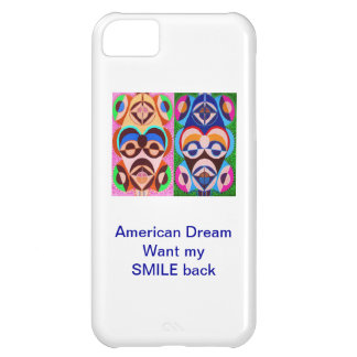 American Dream - Want my SMILE back iPhone 5C Cover