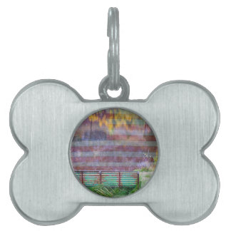 American Dreaming Pet ID Tags