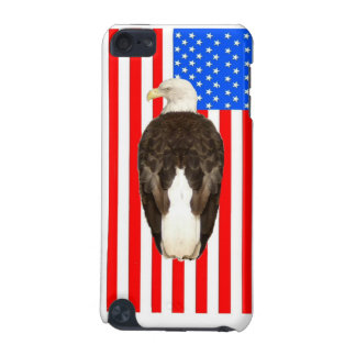 American Eagle And American Flag iPod Touch 5G Case