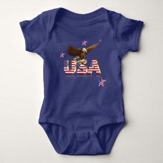 American eagle baby bodysuit