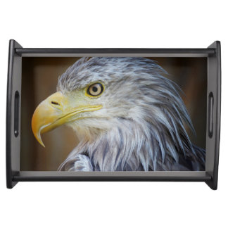 American Eagle bird Serving Tray