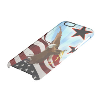 American eagle clear iPhone 6/6S case