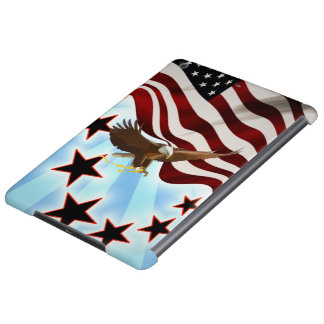 American eagle cover for iPad air