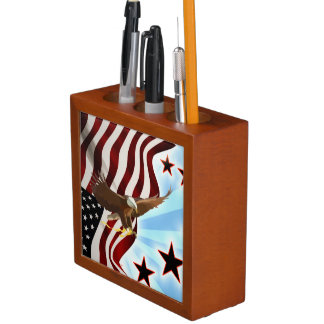 American eagle desk organizer