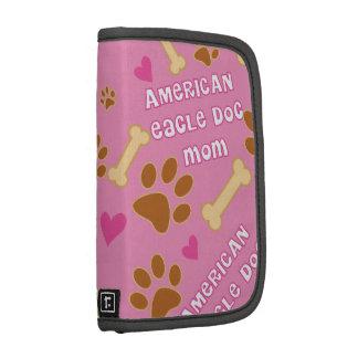 American Eagle Dog Breed Mom Gift Idea Organizer