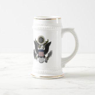 American Eagle E Pluribus Unum 18 Oz Beer Stein