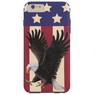 American Eagle & Flag iPhone 6 Tough Case