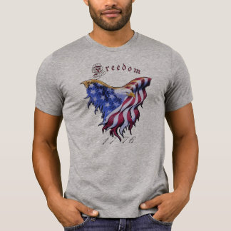 American Eagle - Freedom Crew Neck T-Shirt