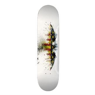 American Eagle Grunge Custom Pro Park Board Skate Boards
