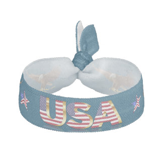 American eagle hair tie