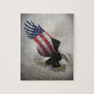 American Eagle Jigsaw Puzzle