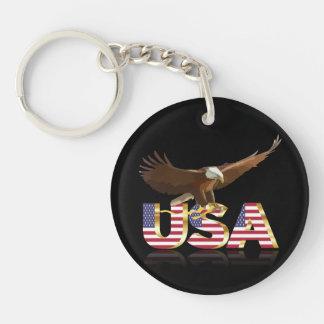 American eagle keychain