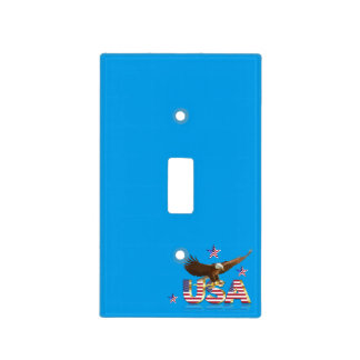 American eagle light switch cover
