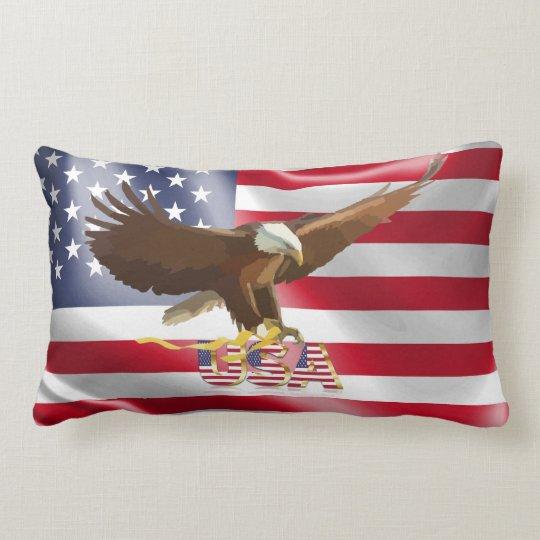 American eagle lumbar pillow