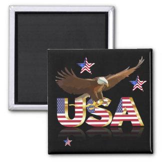 American eagle magnet