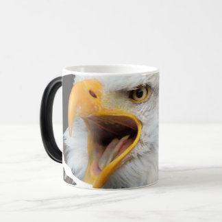 AMERICAN EAGLE - Photography Jean Louis Glineur Magic Mug