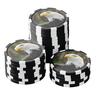 American Eagle Poker Chips