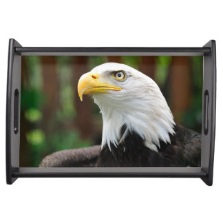 American Eagle Serving Tray