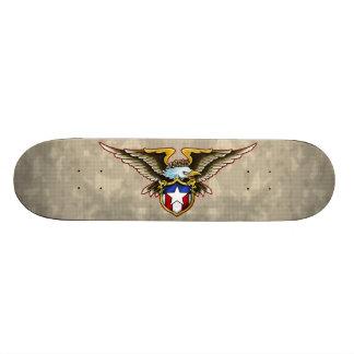 American Eagle Shield Design Skateboard Decks
