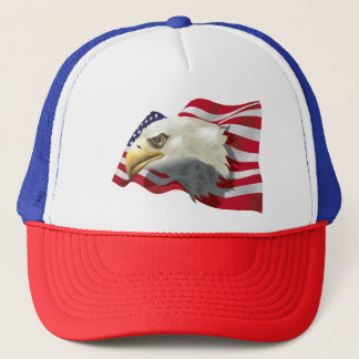American Eagle Trucker Hat