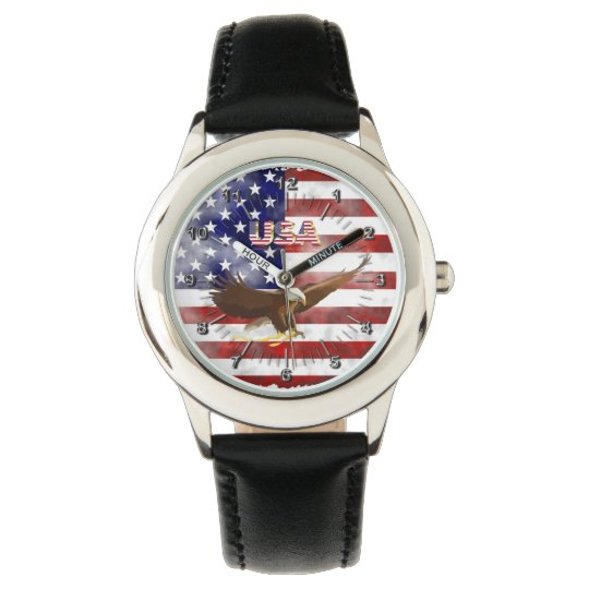 American eagle wristwatches