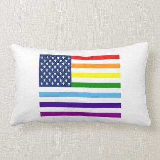 American Equality Lumbar Pillow