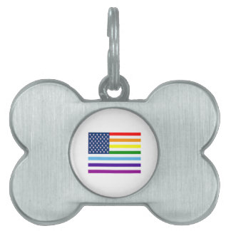 American Equality Pet Tag