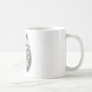 American Eskimo 001 Coffee Mug
