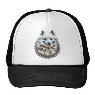 American Eskimo 001 Trucker Hat