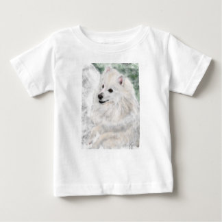 American Eskimo Baby T-Shirt