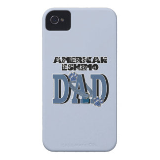American Eskimo DAD iPhone 4 Case-Mate Case